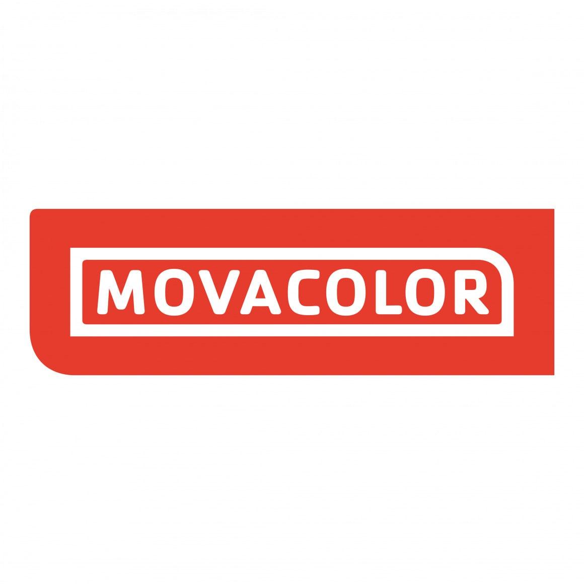 La gamme complète de produits Movacolor
