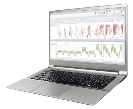 MCSmart: logiciel d'enregistrement des données en continu pour la surveillance